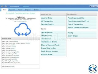 Online Cloud Trade Business Management Software POS