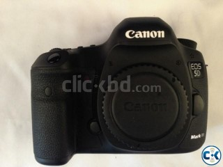 Canon 5D Mark-III