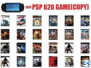 PSP ALL Games COPY 3000 Games per 15TK