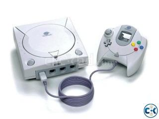 SEGA Dreamcast Game Console.Full Set 8 Games CD