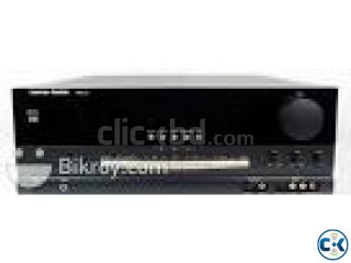 harman kardon avr210 amp frehs new con with remot no used c