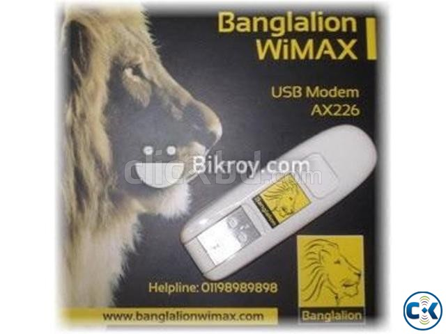 report on banglalion wimax ltd