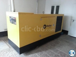 110KVA Ferbo Generator for Sale Made by Italy