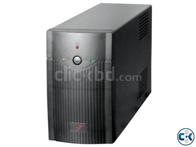 1200VA Power Pac UPS with 1 year Battery Guaranty   ClickBD large image 0