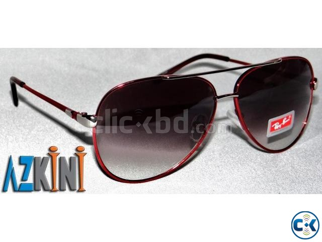 Ray-Ban Large Metal Aviator Sunglasses | ClickBD large image 0