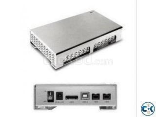 External HDD Casing for MAC with FireWire eSATA