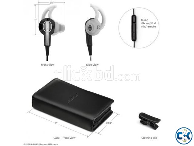 BOSE MIE2 MOBILE IN-EAR HEADPHONES | ClickBD large image 1