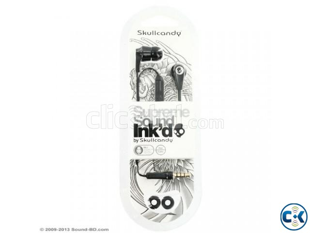 SKULLCANDY INK D MIC AND REMOTE HEADPHONE | ClickBD large image 1