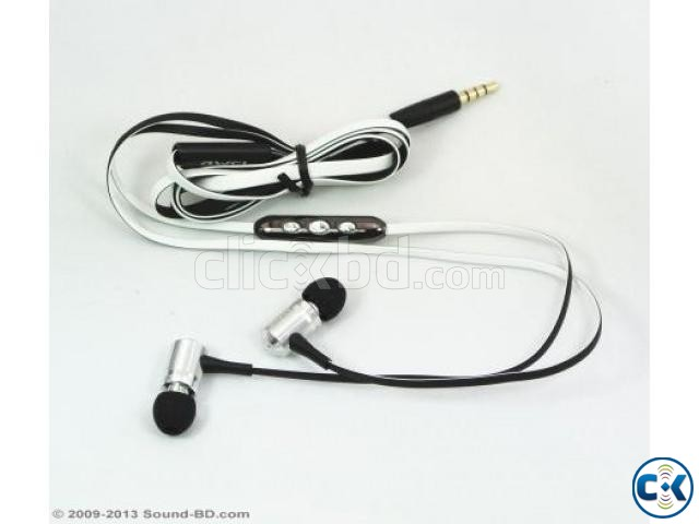 AWEI TS-130VI HIFI EARPHONES WITH REMOTE | ClickBD large image 2