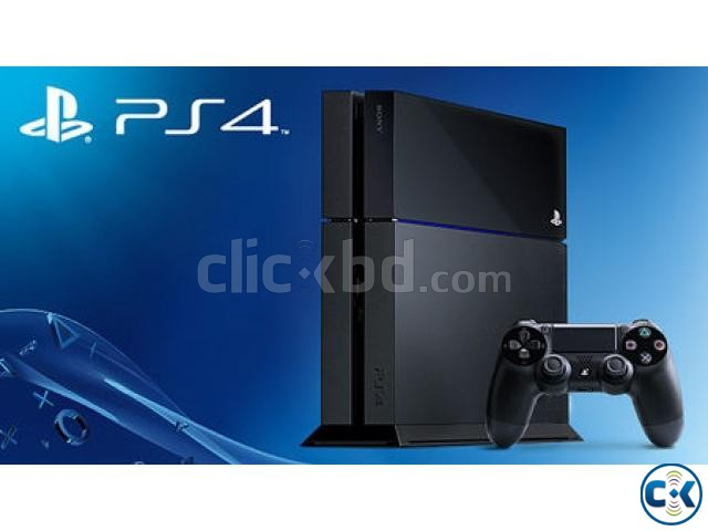 PS4 Console 500GB Available Lowest Price Brend New | ClickBD large image 1