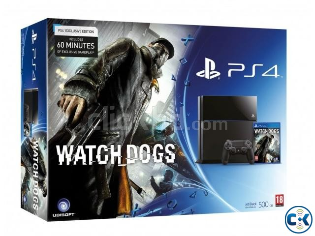 PS4 Console 500GB Available Lowest Price Brend New | ClickBD large image 2