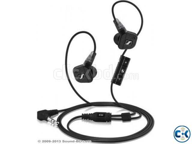 BRAND NEW SENNHEISER IE 8I HEADPHONES | ClickBD large image 0