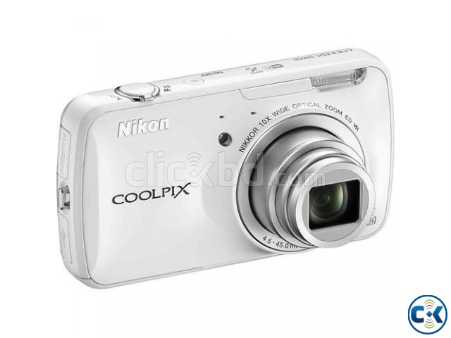 Nikon - Coolpix S800c WiFi Android operating system  | ClickBD large image 1
