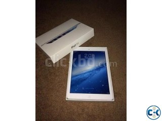 Apple iPad Air 4G LTE AT T 128GB Silver White LATEST MODEL