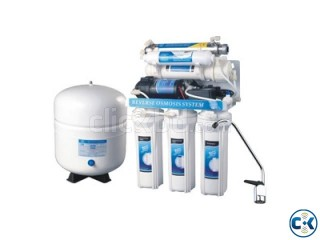 R O WITH U V PURIFIER WATER FILTER