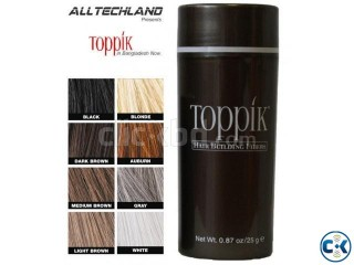 Toppik Hair Fiber in Bangladesh