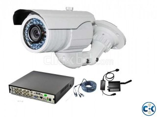 HOME SECURITY CCTV IR CAMERA 1 PACKAGE