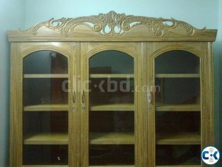 New Shegon Showcase Cabinet