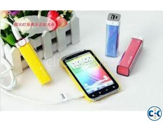 portable charger 2600 mAh power bank For Mobile Charger