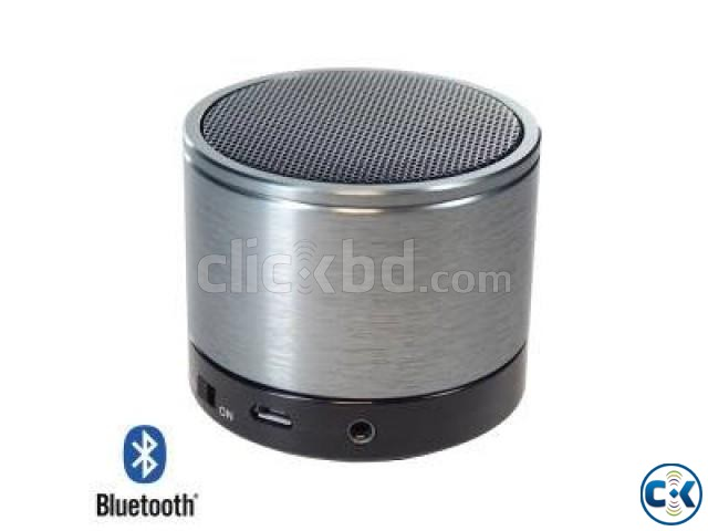 Bluetooth speaker with FM | ClickBD large image 1
