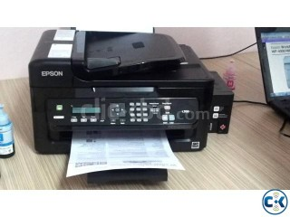 100 Brand New EPSON L550 Multifunction color Priner