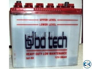 Car bd tech battery