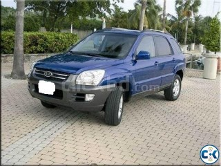KIA SPORTAGE 2006 GOOD CONDITION