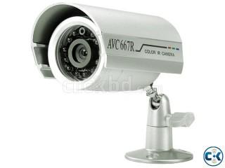 AVTECH AVC667R IR CCTV