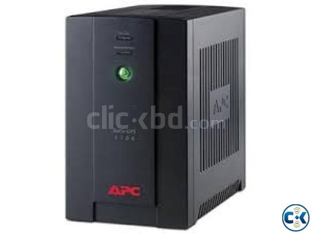 ups 1100va APC 10--20min | ClickBD large image 0