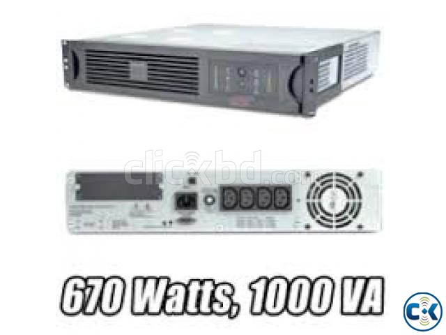 UPS 1000va 2U Rac 48V DC Without Battery. | ClickBD large image 0