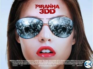 Piranha All kind of 3D Movies