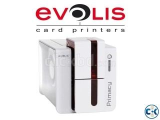 Evolis Primacy Single Sided Plastic ID Card Printer