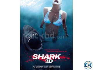 Sharks 3D Movie