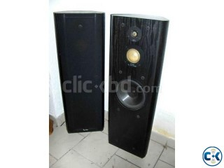 INFINITY HIGH END TOWER SPEAKER USA MADE FRESH.