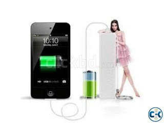 Portable charger 2600 mAh power bank- Mobile Charger