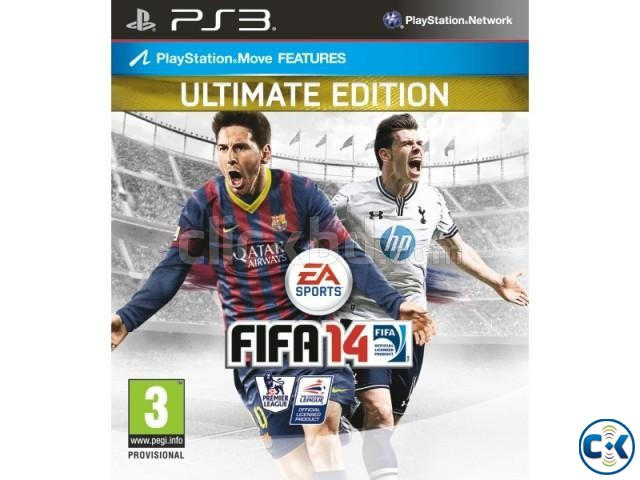 Free postage) fifa 14 ultimate edition for ps3, toys & games.