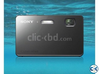 Sony TX200V Waterproof Underwater Photography Cam