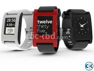 PEBBLE Smartwatch At Cheapest Price First In Bangladesh