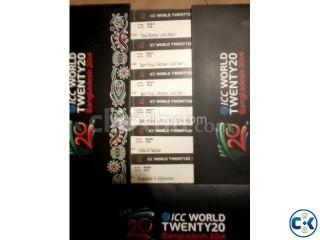 World T20 Tickets