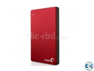 SEAGATE Portable Hard Drive - 1 TB Red