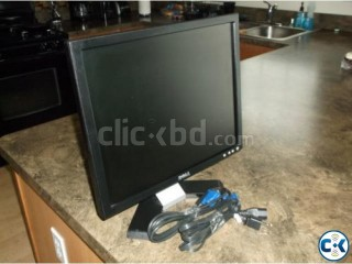 Dell 17inc Square Lcd monitor Only For 5999tk