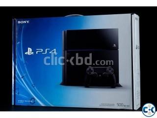 PS4 500GB Console Region 1 Version USA