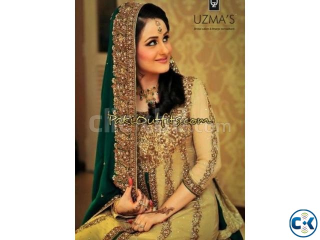 Bridal Wear Collection by pakioutfits.com | ClickBD large image 2