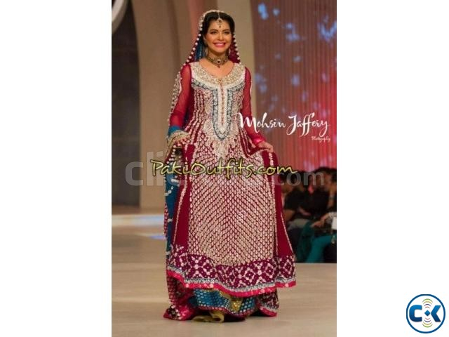 Bridal Wear Collection by pakioutfits.com | ClickBD large image 3
