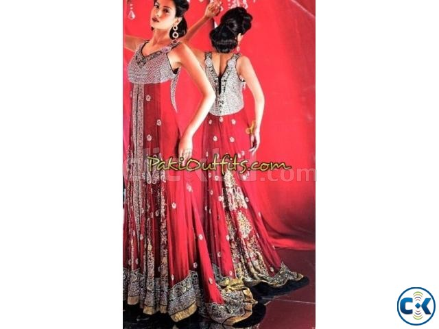 Bridal Wear Collection by pakioutfits.com | ClickBD large image 4