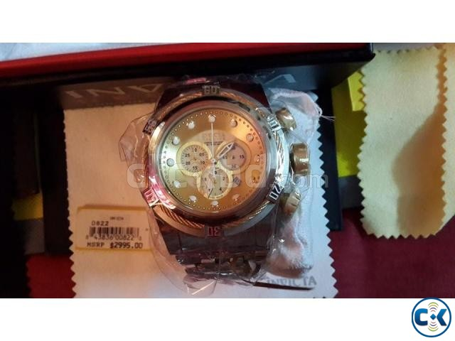 REAL INVICTA WATCH | ClickBD large image 0