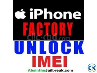 iphone factory unlock