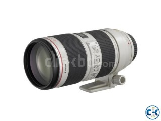 Canon EF 70-200mm f 2.8L IS USM Lens