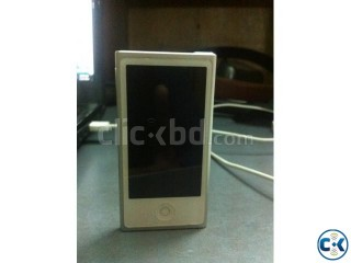 Ipod nano 16GB 7th generation