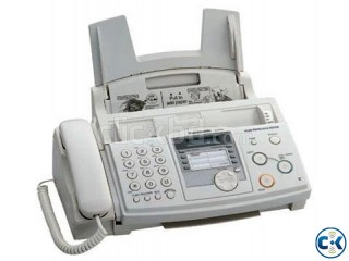 NEW PANASONIC KX-FP701CX FAX MACHINE WITH 1year WARRANTY